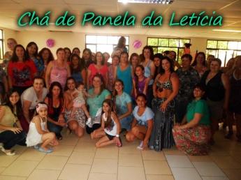 ANAI - CHA DE PANELA LETICIA - CACH 01