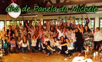 ANAI - CHA DE PANELA MICHELE - CACH 01