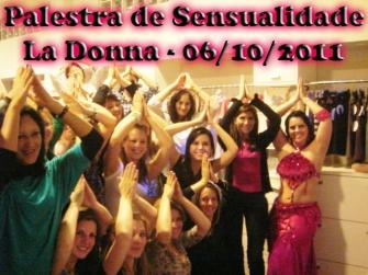 ANAI VALENTINA - PALESTRA LA DONNA ESTANCIA VELHA - 06-10-2011 (1)